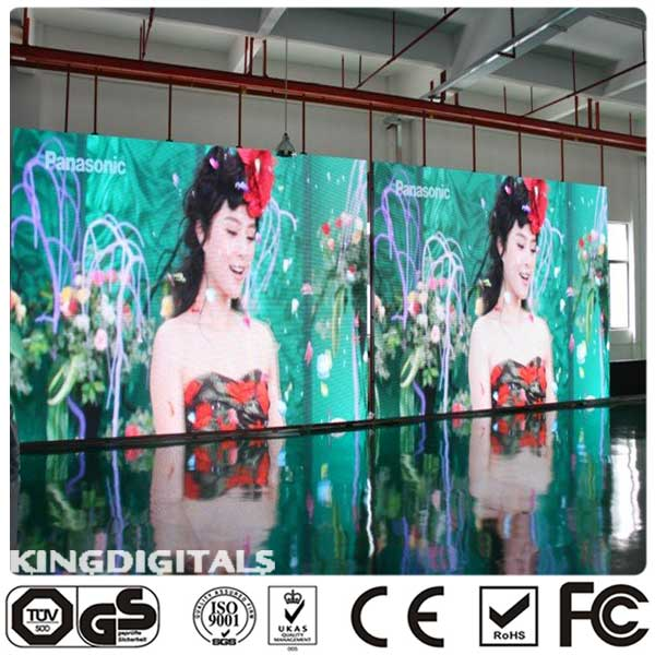 DIP P8 outdoor LED display