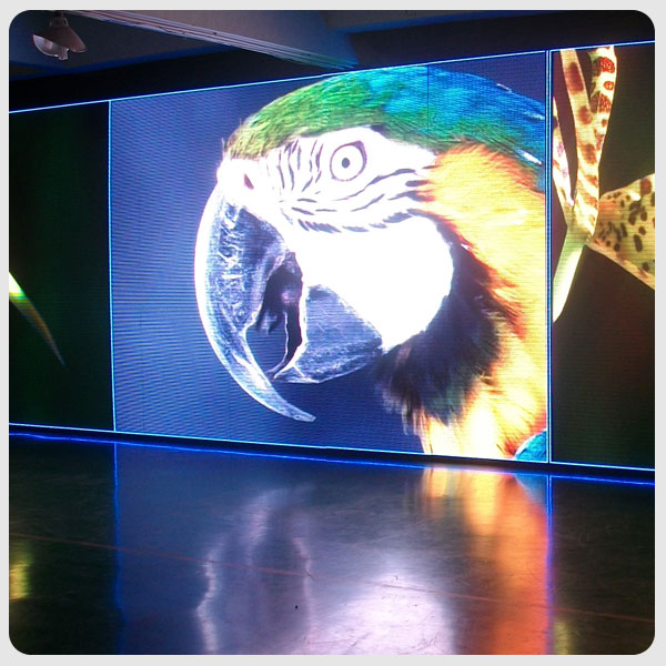 P10 Indoor LED Video Wall