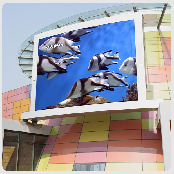 Outdoor P16 LED Display Screen