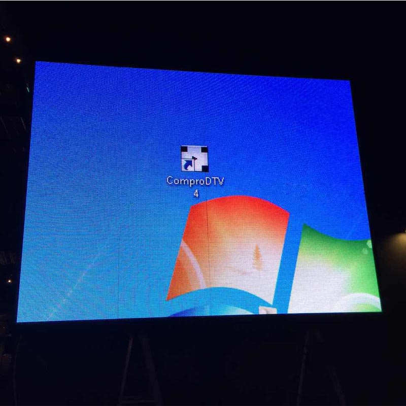 Outdoor P10 LED Screen In Thailand
