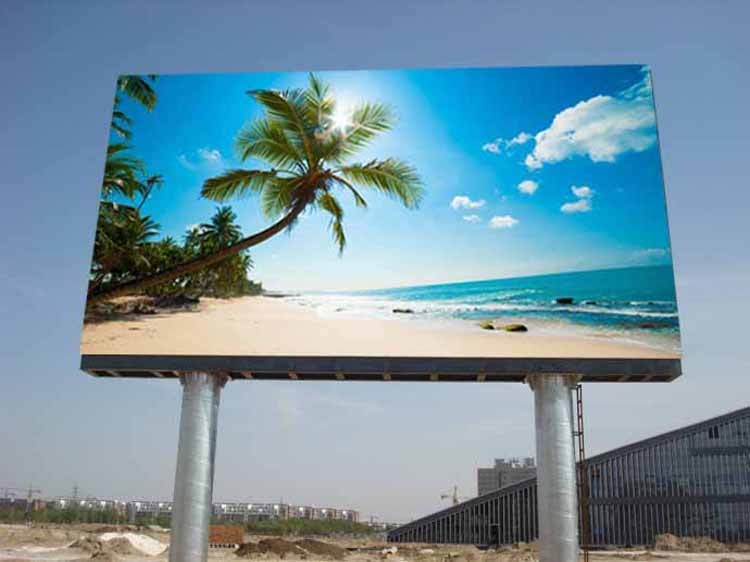Outdoor DIP P10 320×160 LED Display