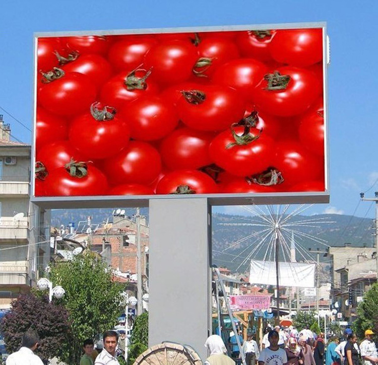 Outdoor Full Color P5 SMD 160x160mm LED Display